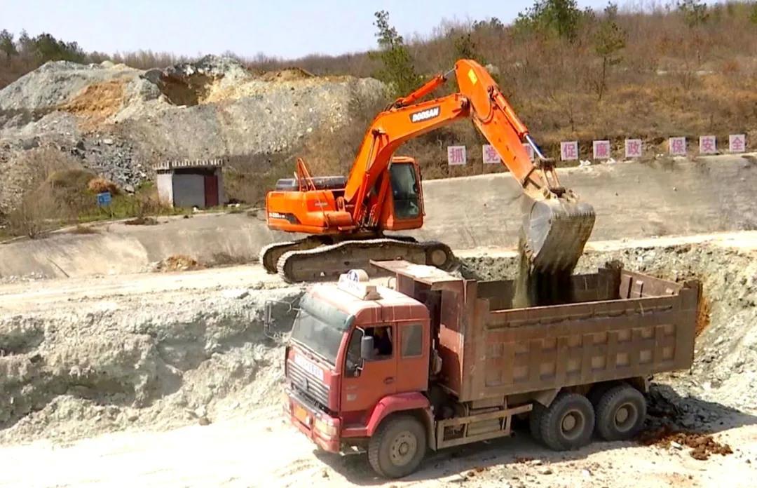 复工复产:确保重大水利建设工程进展顺利